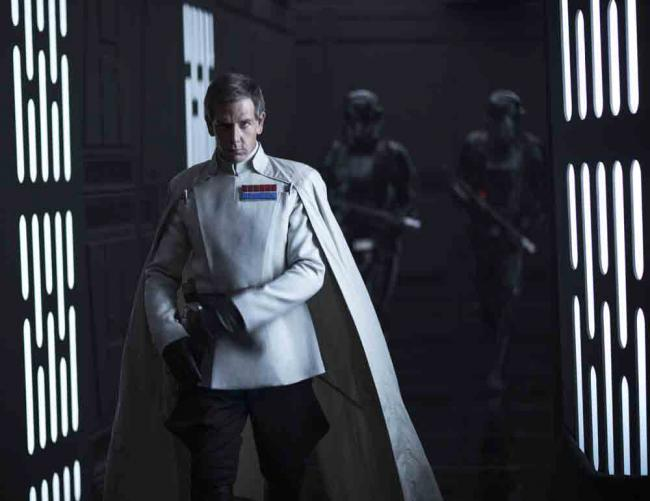 Star Wars: Rogue One - Ben Mendelsohn als Director Orson Krennic