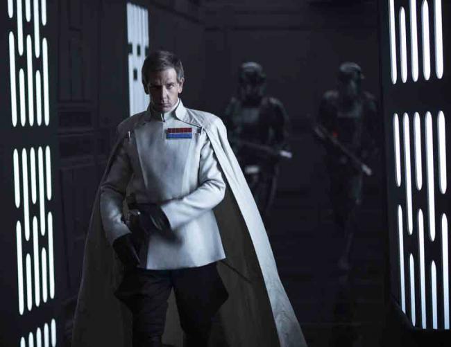 Star Wars: Rogue One - Ben Mendelsohn als Director Orson Krennic