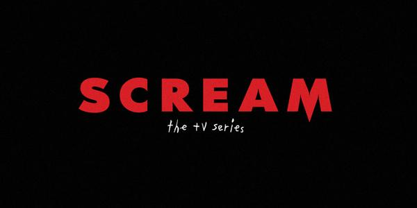 Scream - Die Serie Logo