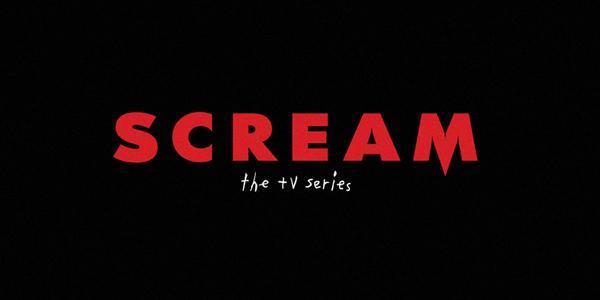 Scream - Die Serie Logo