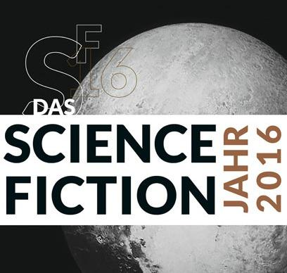 Cover Das Science Fiction Jahr 2016