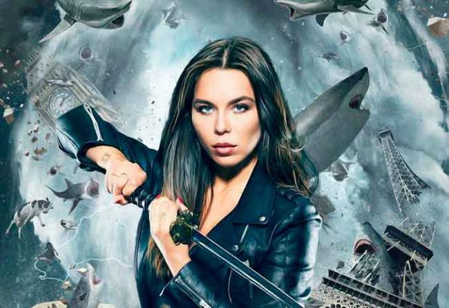 Liliana Nova in Sharknado 5