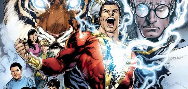 Shazam DC-Comics