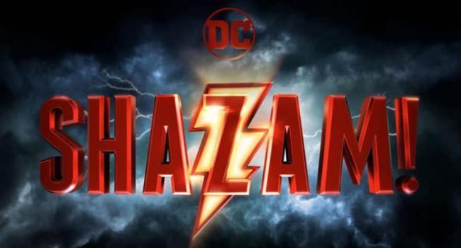 Shazam Filmlogo