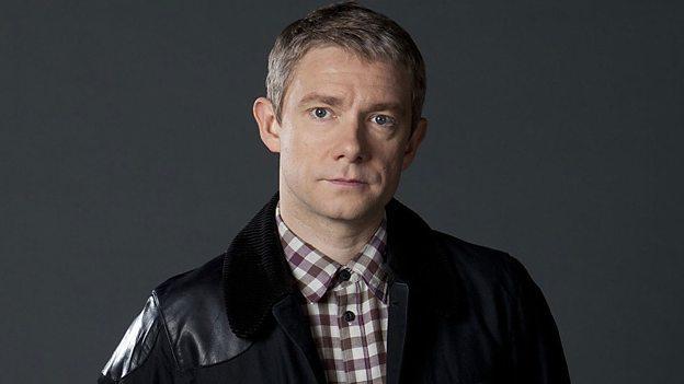 Martin Freeman als John Watson in BBCs Sherlock
