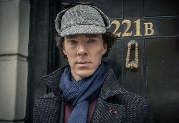Sherlock Staffel 3 Szenenbild