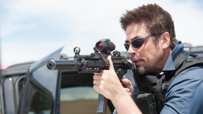 Sicario Benicio Del Toro