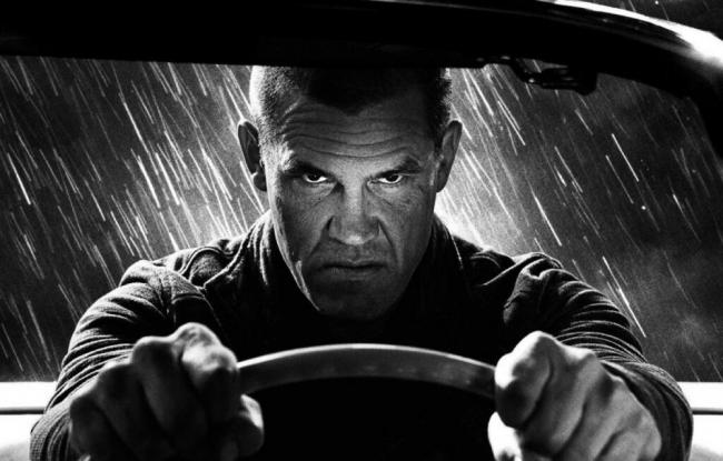Sin City 2 Josh Brolin