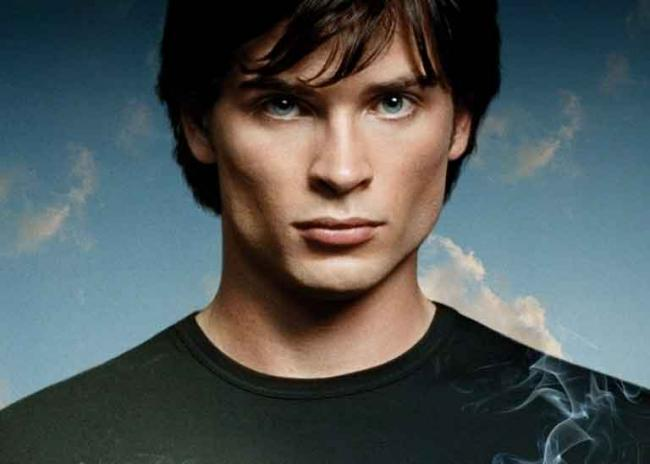 Poster zu Smallville mit Tom Welling