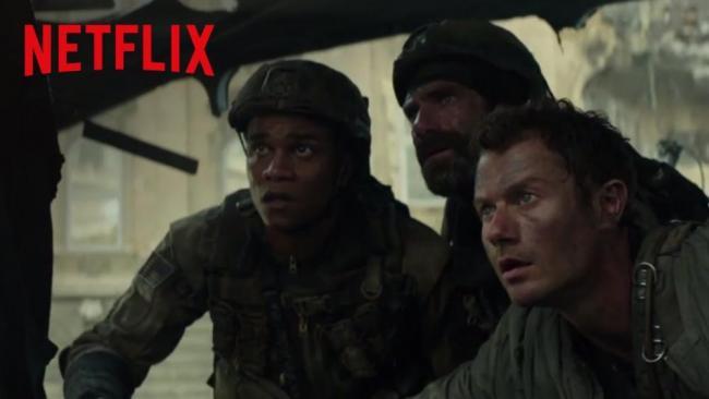 Spectral (2016) Netflix
