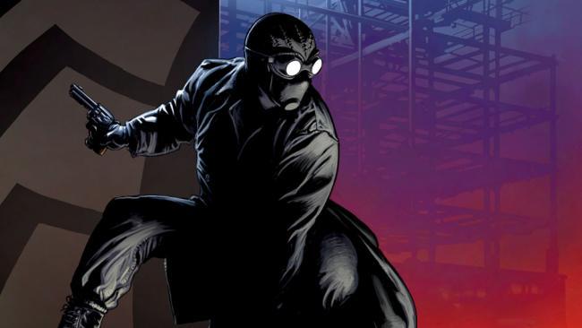 Spider-Man Spiderverse Spider-Man Noir