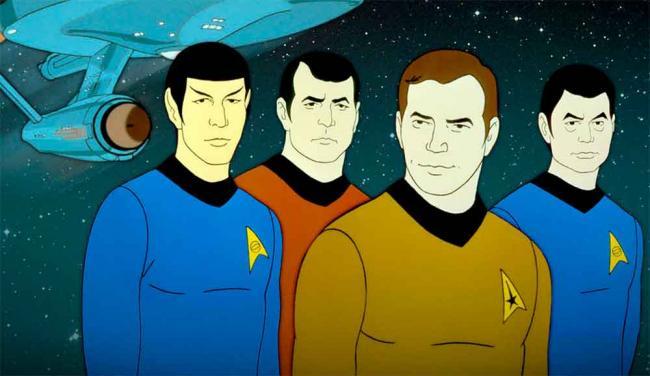 Star Trek - The Animated Series