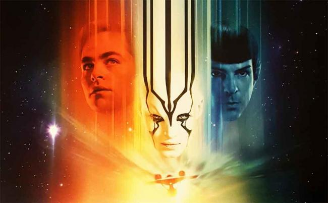 Star Trek Beyond-Poster: Homage an Star Trek - Der Film