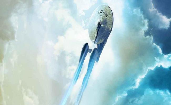 Star Trek Beyond - Teaser Poster