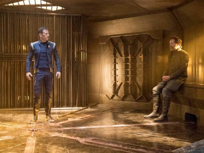 "Szenenbild aus Star Trek: Discovery 1.05 ""Choose Your Pain"""