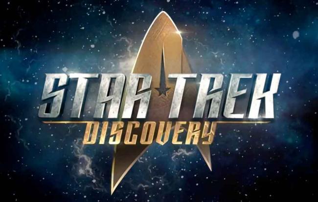 Star Trek Discovery Logo 2017