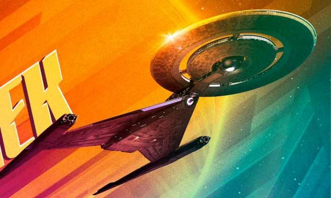 Star Trek: Discovery Poster 2017