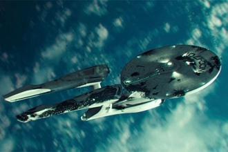 Die Enterprise in Star Trek: Into Darkness