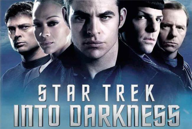 Star Trek Into Darkness - Poster