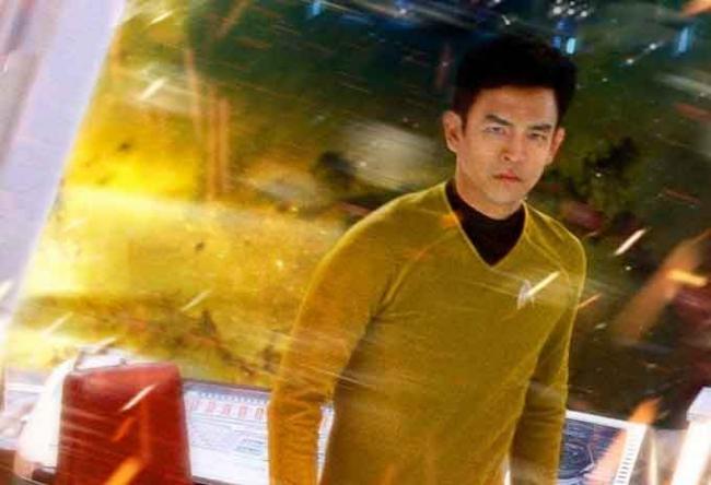 Star Trek Into Darkess - Hikaru Sulu Filmposter