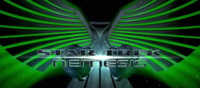 Star Trek Nemesis Logo