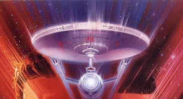 Star Trek V: Am Rande des Universums Poster