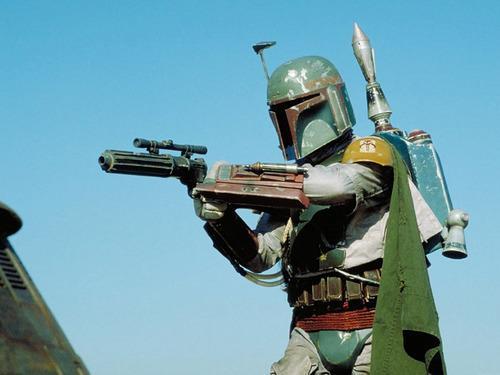 Star Wars: Boba-Fett-Film ist