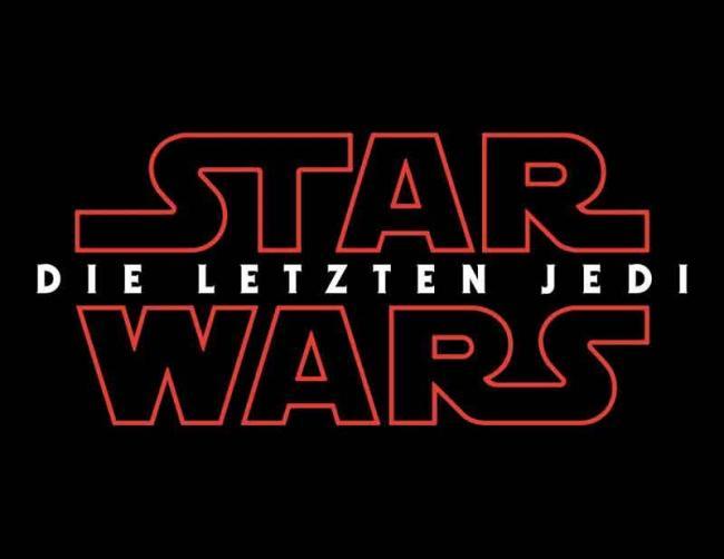 Star Wars: Die letzten Jedi Logo