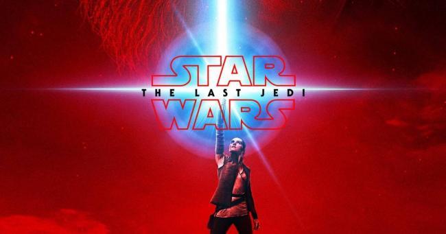 Star Wars: Die letzten Jedi Banner