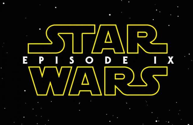 Star Wars: Episode IX Logo