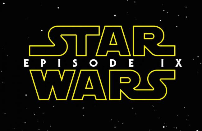 Star Wars: Episode IX Logo