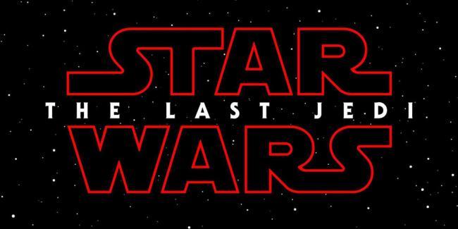 Star Wars: Episode VIII The Last Jedi