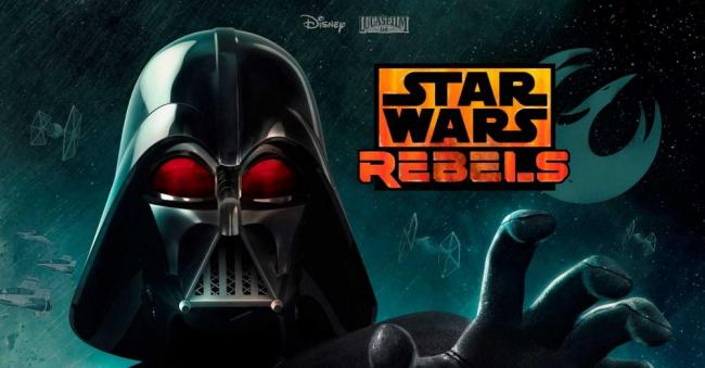 Star Wars Rebels Darth Vader