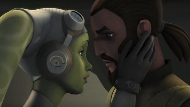 Szenenbild aus Star Wars Rebels Staffel 4