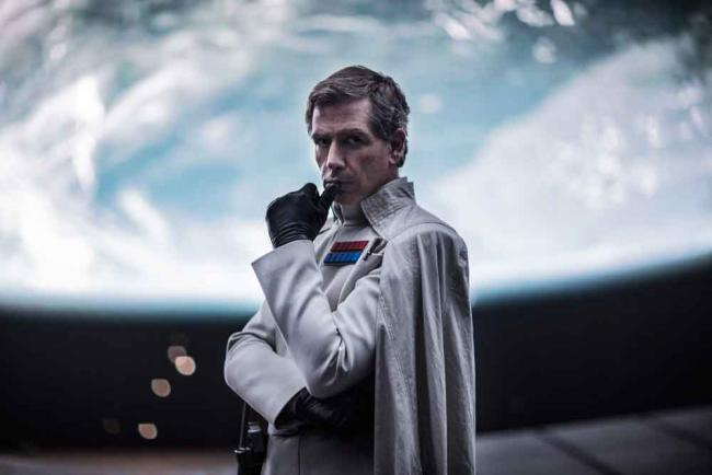 Rogue One: A Star Wars Story Director Krennic (Ben Mendelsohn)
