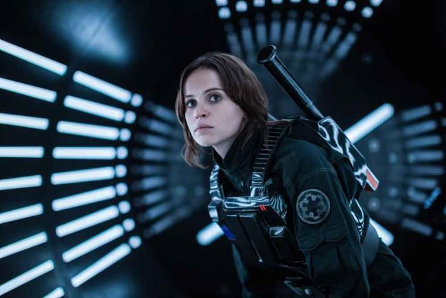 Star Wars: Rogue One - Felicity Jones