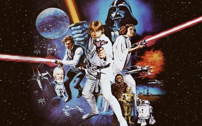Star Wars Banner
