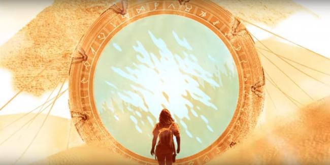 Stargate bekommt zehnteilige Origins-Web-Serie: Seht den Teaser-Trailer