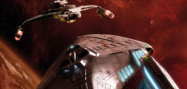 Cover zu Star Trek - Prometheus von Tobias Richter
