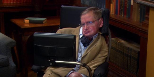 Stephen Hawking The Big Bang Theory