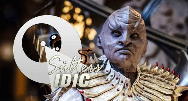 "Header: Sülters IDIC - Star Trek: Discovery - Machen sie die Klingonen ""great again""?"