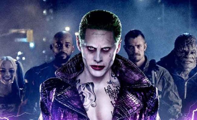 Suicide Squad: Jared Leto als Joker