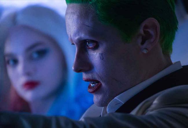 Suicide Squad: der Joker (Jared Leto) und Harley Quinn (Margot Robbie)