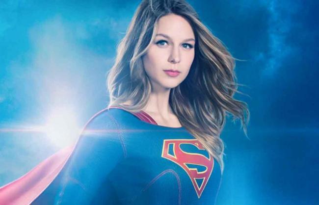Supergirl: Poster Staffel 2