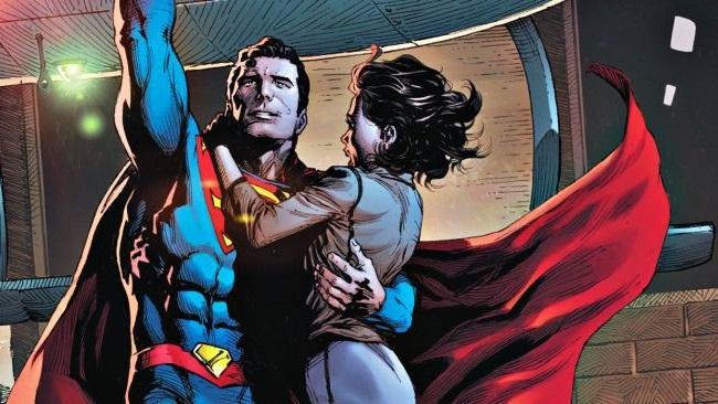 Superman Lois Comic