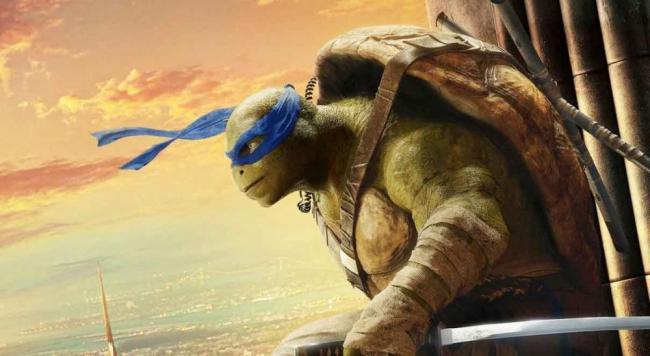 Teeange Mutant Ninja Turtles 2: Out of the Shadows Poster
