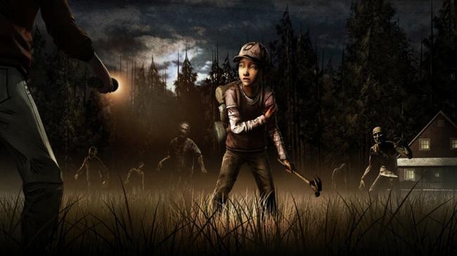 Telltale The Walking Dead