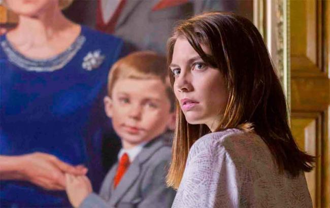 The Boy: Greta (Lauren Cohan) versucht dem dunklen Familiengeheimnis der Heelshires auf die Spur zu kommen.