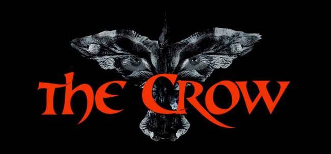 The Crow 1994 Logo
