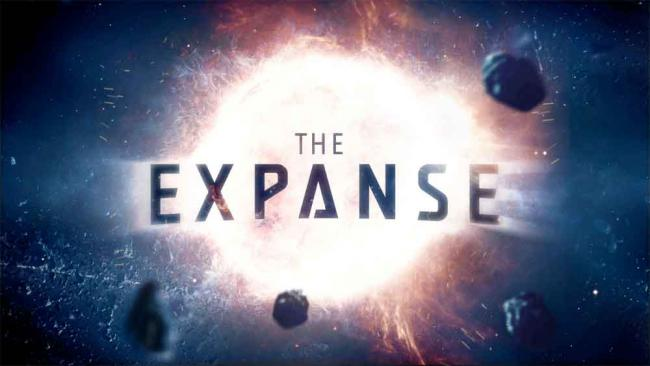 The Expanse Logo